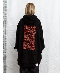 bluza hoodie with a zipper