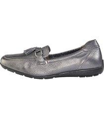 loafers mona grå