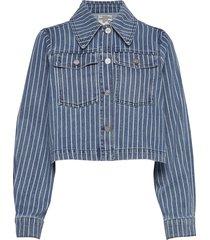 benna jeansjack denimjack blauw baum und pferdgarten