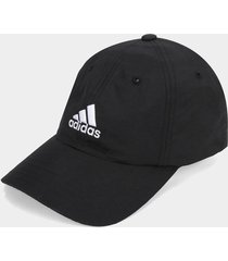 gorra negro-blanco adidas performance aeroready