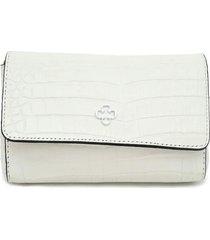 bolsa tiracolo capodarte logo branca