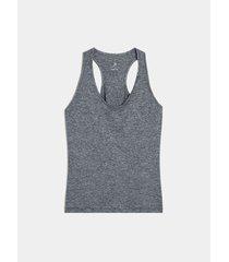 camiseta atletica textura, basicos active