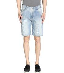 armani jeans denim shorts