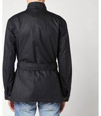 belstaff men's trialmaster jacket - dark navy - it 56/xxxl