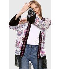 kimono multicolor desigual