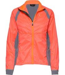 keimi women's hybrid jacket outerwear sport jackets orange halti
