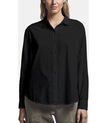 classic cotton boyfriend shirt