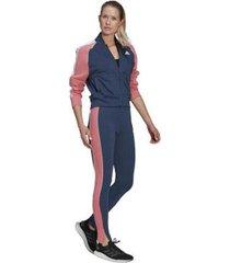 agasalho adidas legging jaqueta bomber feminino - feminino