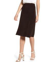 women's ming wang knit skirt