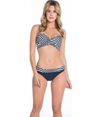 bomain ladies wire bikini zebra 23021-900