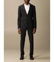 z zegna suit z zegna single-breasted suit in 260 gr pinstripe twill wool drop 8