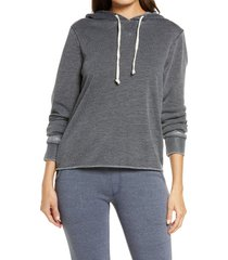 women's alternative day off hoodie, size small - black