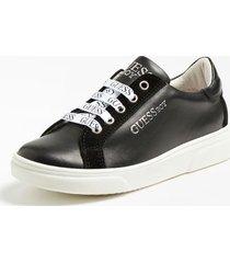 skórzane sneakersy model cole (35-38)