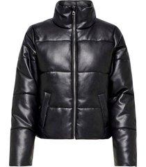 jacka jdytrixie faux leather jacket otw sie