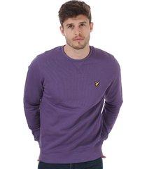 mens crew neck sweatshirt