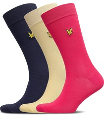 angus underwear socks regular socks multi/mönstrad lyle & scott