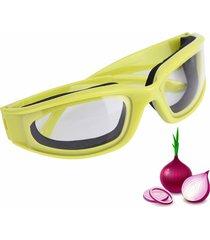 occhiali protettivi per tagliare cipolle