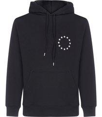 études klein europa cotton hoodie