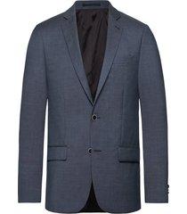super 120s blazer blazer colbert blauw lindbergh