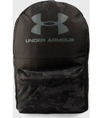 morral  negro-gris under armour ua loudon backpack