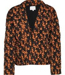 vidarlin l/s jacket /rx blazer kavaj brun vila