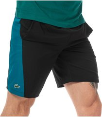 mens signature bands bicolour shorts