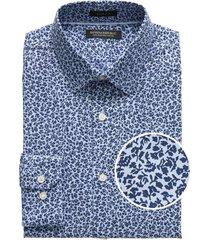 camisa gr ni mini floral print azul banana republic