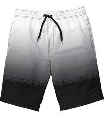 bermuda da spiaggia sfumati (bianco) - bpc bonprix collection