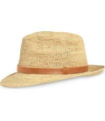 sunday afternoons women's raffia trinidad hat