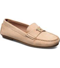 th hardware mocassin loafers låga skor beige tommy hilfiger