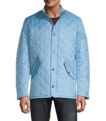 flyweight chelsea box-quilted jacket