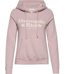 heritage logo sweatshirt hoodie trui abercrombie & fitch