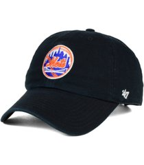 '47 brand new york mets core clean up cap