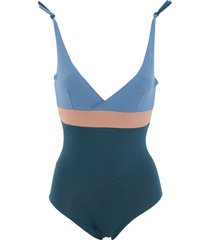 isole & vulcani one-piece swimsuits