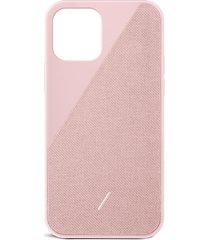 clic canvas iphone 12 case - rose