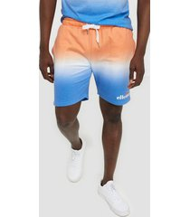 ellesse el silvan fade shorts orange