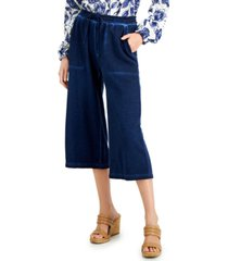 inc petite high-rise culottes, created for macy's