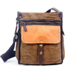 tsd brand birch canvas crossbody bag