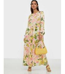 selected femme slfmola ls ankle dress b maxiklänningar