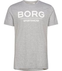 tee samir samir t-shirts short-sleeved grå björn borg