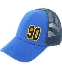 gorra azul-amarillo-negro colore