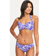 beach break twist halter bikini top