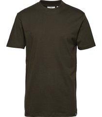 aarhus t-shirts short-sleeved grön minimum
