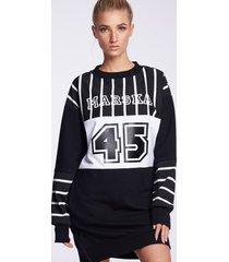 bluza czarna oldschool 45