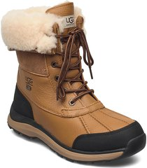 w adirondack iii shoes boots ankle boots ankle boot - flat beige ugg