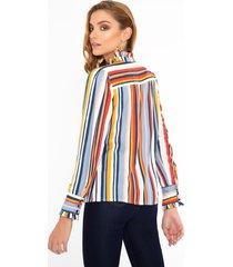 blusa manga larga raya