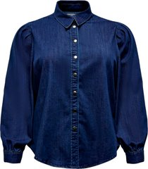 jeansskjorta carnada life ls shirt