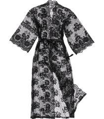 lång kimono