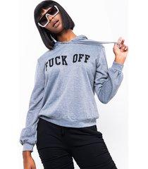 akira you know what to do sweatshirt