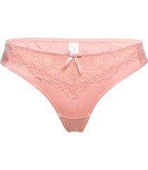 sabina string r stringtrosa underkläder rosa hunkemöller